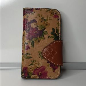 Patricia Nash Antique Rose IPhone X Case